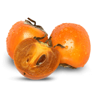 Persimmon nutrition, glycemic index